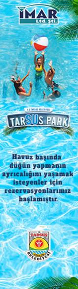 tarsus su parkı